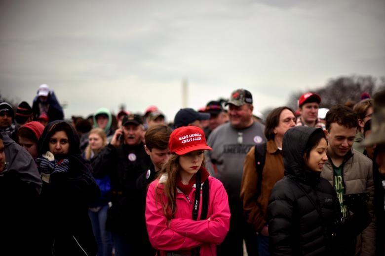 Mũ in khẩu hiệu của Trump được sản xuất ở cả Việt Nam - ảnh 1