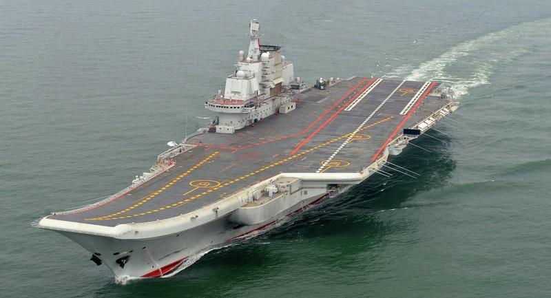 Tàu sân bay Liêu Ninh của Trung Quốc