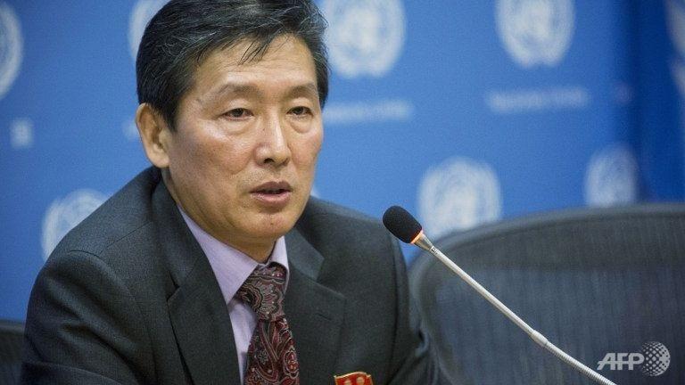 Vụ Kim Jong-nam: Phái đoàn Triều Tiên đến Malaysia - ảnh 1