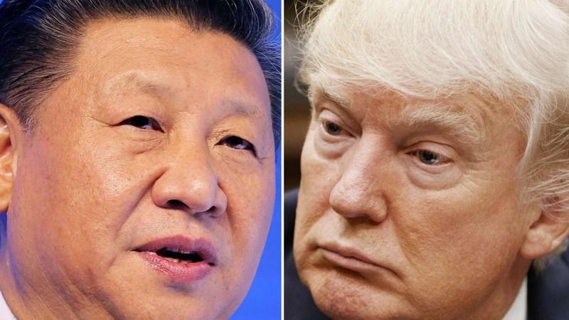 Ông Trump 'thấy khó khăn' khi gặp ông Tập Cận Bình - ảnh 1