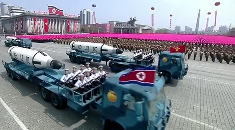 Bí ẩn xoay quanh loại tên lửa Triều Tiên vừa phóng - ảnh 1