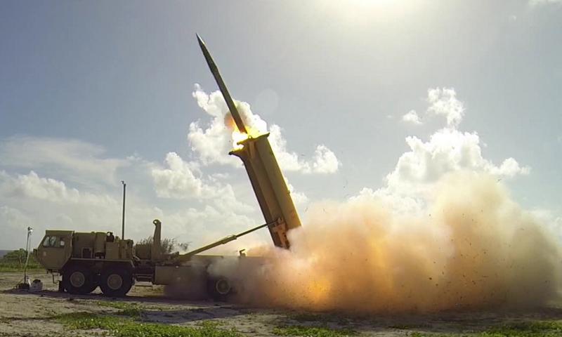 Mỹ, Hàn Quốc sẽ triển khai sớm THAAD - ảnh 1
