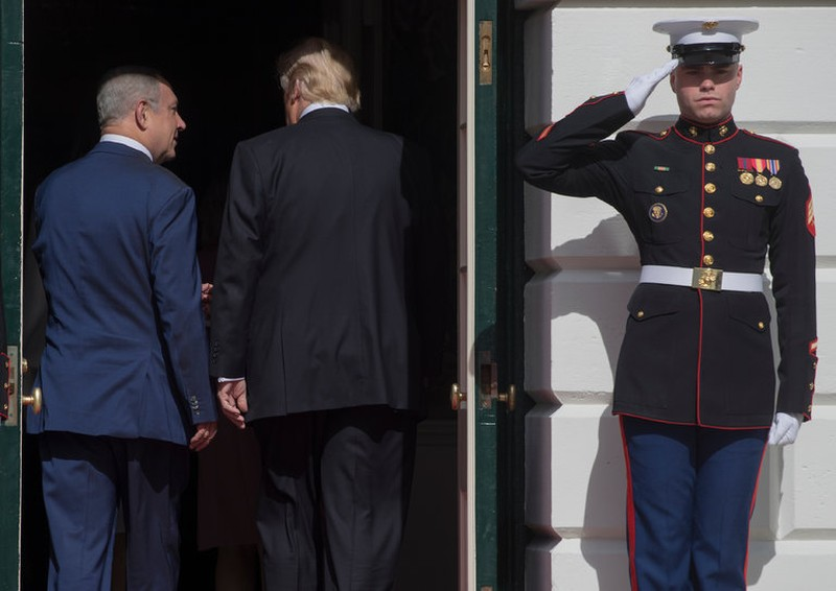 Tin tình báo mật ông Trump làm lộ là của Israel - ảnh 1