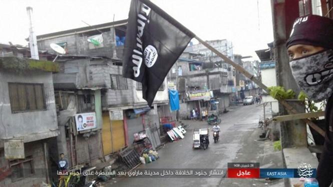 Chân rết IS đốt nhà tù Philippines, thả 107 tù nhân - ảnh 2