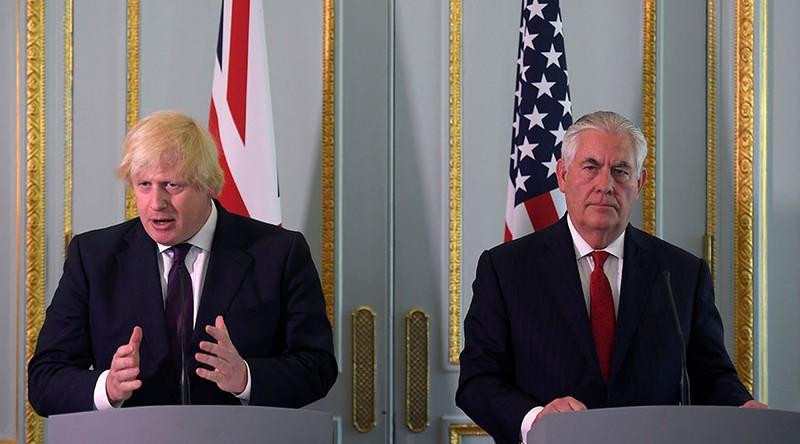 Mỹ xin lỗi Anh, nói chịu trách nhiệm hoàn toàn vụ rò rỉ - ảnh 1