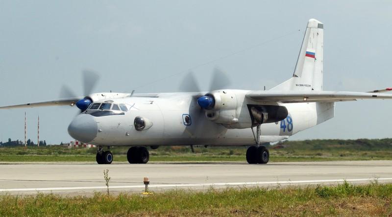 Máy bay quân sự Nga rơi, bốc cháy khi huấn luyện - ảnh 1
