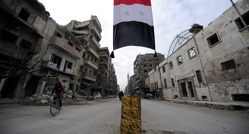 Báo Mỹ: Nga-Mỹ bí mật hội đàm về vùng an toàn ở Syria - ảnh 1