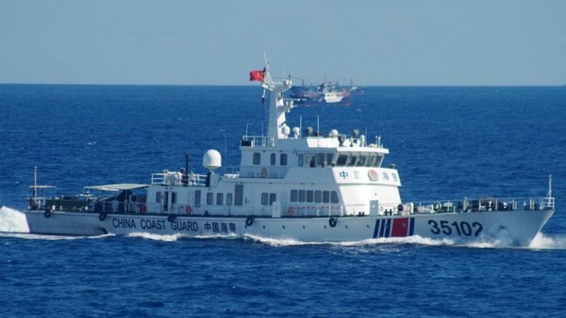 2 tàu hải cảnh Trung Quốc đi vào vùng biển Nhật Bản - ảnh 1