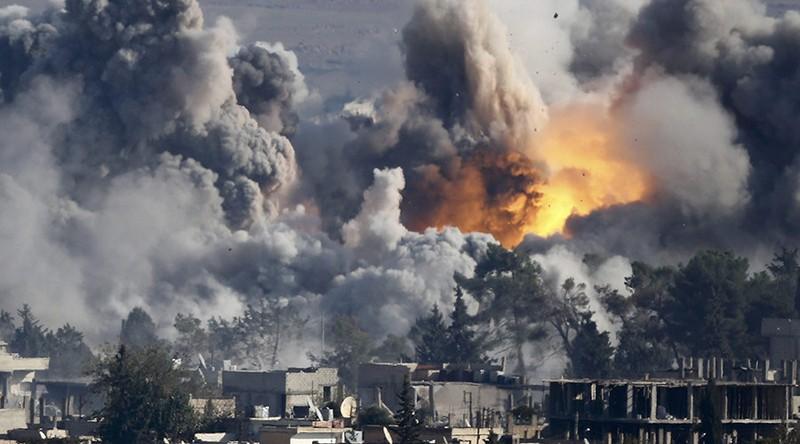 Damascus đòi liên quân Mỹ trả tiền vì phá hủy Syria - ảnh 1