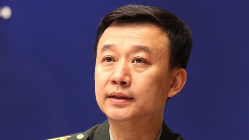 Trung Quốc tuyên bố tăng tập trận sát Ấn Độ - ảnh 1