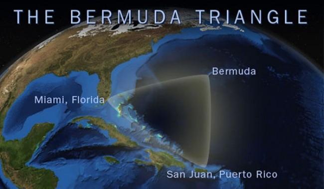 Bí ẩn 'tam giác quỷ' Bermuda cuối cùng đã có lời giải - ảnh 1