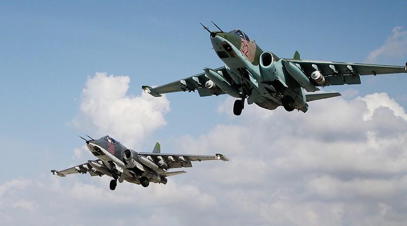 Nga-Syria phản công, diệt chớp nhoáng 850 tay súng - ảnh 1