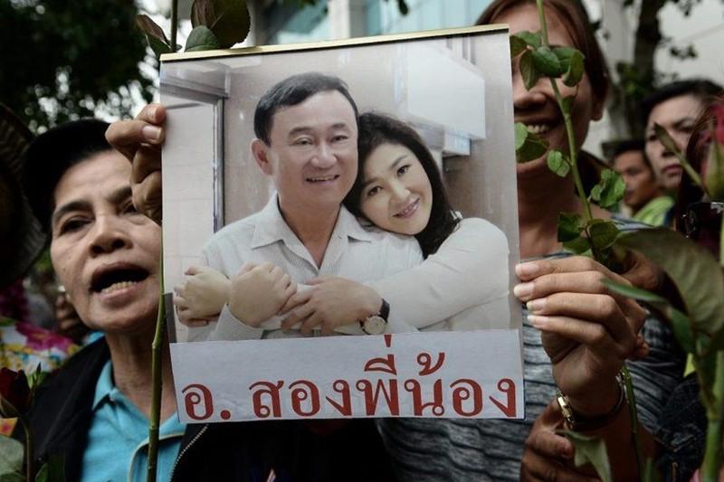 Anh em bà Yingluck bắt tay tấn công chính phủ Thái Lan? - ảnh 2
