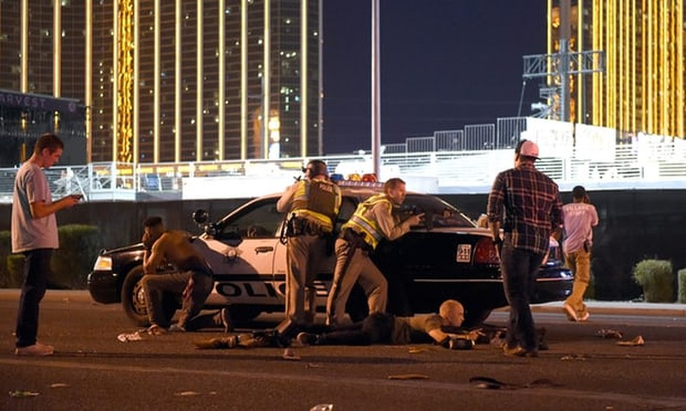 Xả súng ở Las Vegas: 20 người chết, 100 người bị thương - ảnh 1