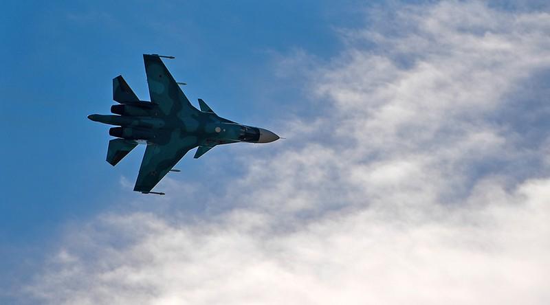 Máy bay Nga tiêu diệt tiếp 12 chỉ huy khủng bố ở Syria - ảnh 1