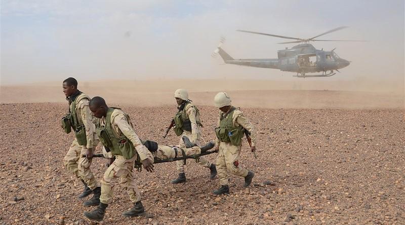 Bị phục kích ở Nigeria, 3 đặc nhiệm Mỹ thiệt mạng - ảnh 1