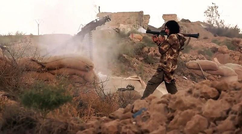 Nga: Mỹ chỉ giả vờ đánh IS ở Iraq, Syria - ảnh 1