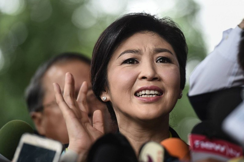 Interpol vào cuộc vụ bà Yingluck đào tẩu - ảnh 1