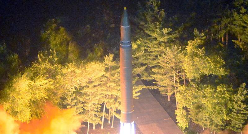 Triều Tiên nói sắp cân bằng năng lực hạt nhân với Mỹ - ảnh 1