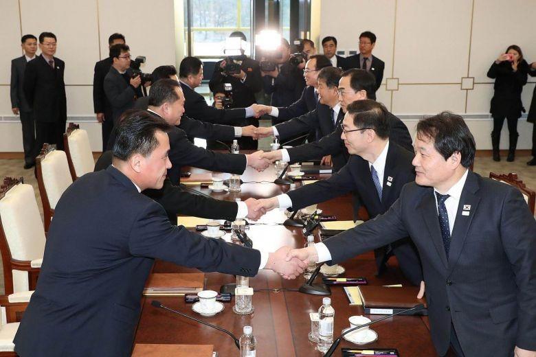 Hàn Quốc xem xét tạm gỡ lệnh trừng phạt Triều Tiên - ảnh 2