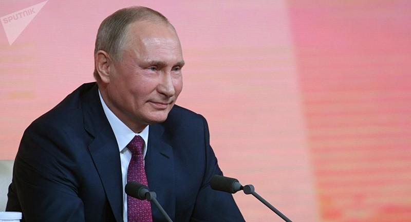 Ông Putin buồn vì không có tên trong báo cáo của Mỹ - ảnh 1