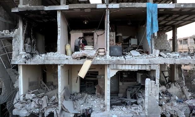 Nga-Mỹ đấu khẩu sau lệnh ngừng bắn 30 ngày ở Syria  - ảnh 1