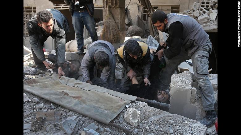 Mặc lệnh ngưng bắn, Syria mở đợt tấn công mới - ảnh 3