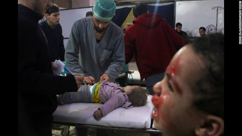 Mặc lệnh ngưng bắn, Syria mở đợt tấn công mới - ảnh 2