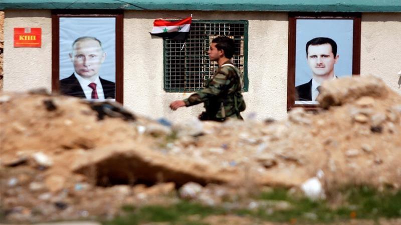 Mỹ tố Nga, Syria coi thường lệnh ngừng bắn của LHQ - ảnh 1