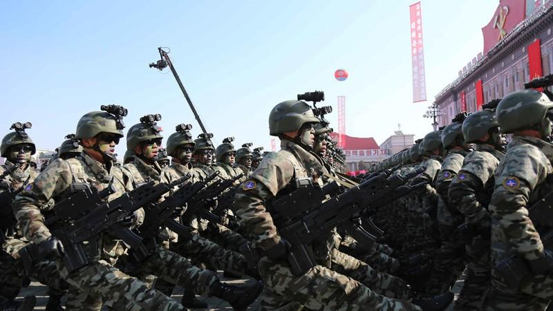 Triều Tiên sẽ đáp trả nếu Mỹ-Hàn tập trận chung - ảnh 1