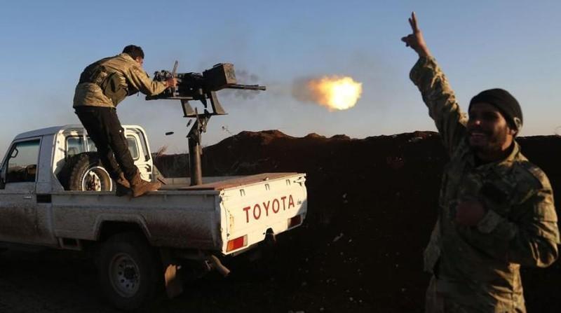 Mỹ tạm dừng đánh IS ở Syria do Thổ Nhĩ Kỳ - ảnh 3