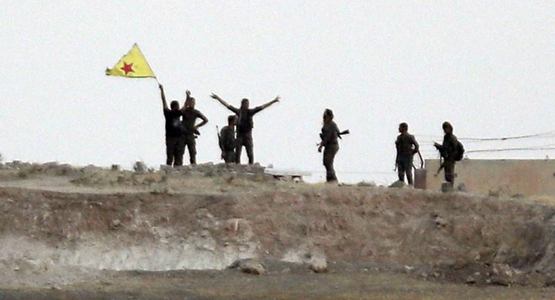 Mỹ tạm dừng đánh IS ở Syria do Thổ Nhĩ Kỳ - ảnh 1