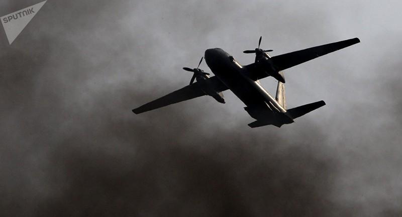 Máy bay Nga rơi ở Syria, tất cả 39 người thiệt mạng  - ảnh 1