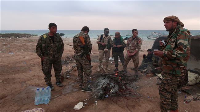 Chính phủ Syria dồn quân áp sát lính Mỹ - ảnh 2