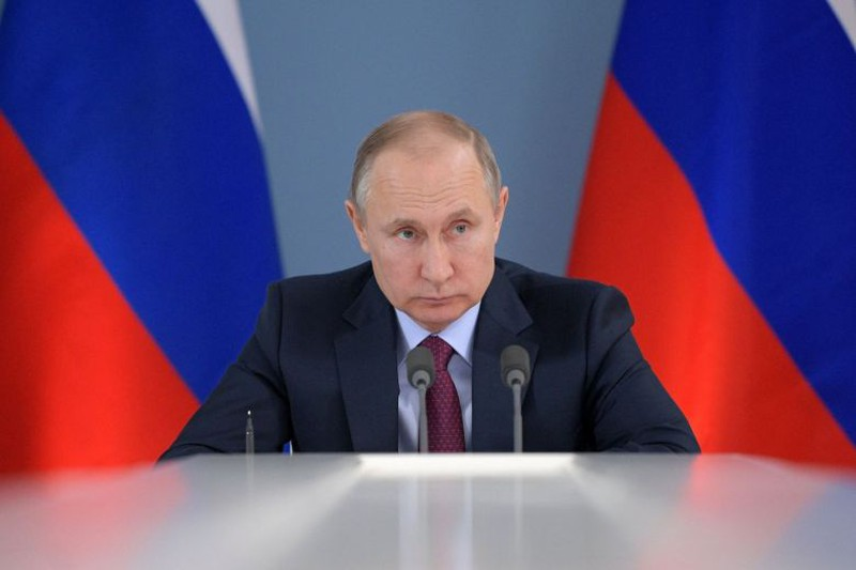 Ông Putin 'đá xoáy' cáo buộc can thiệp bầu cử Mỹ - ảnh 1
