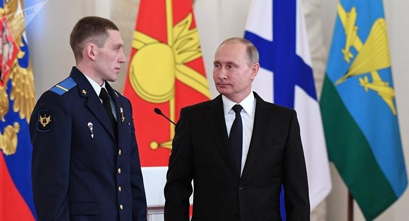 Đặc nhiệm Nga một mình phá vòng vây 40 tay súng IS - ảnh 1