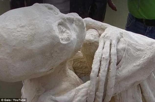 Bí ẩn xác ướp có 3 ngón tay nghi người ngoài hành tinh - ảnh 3