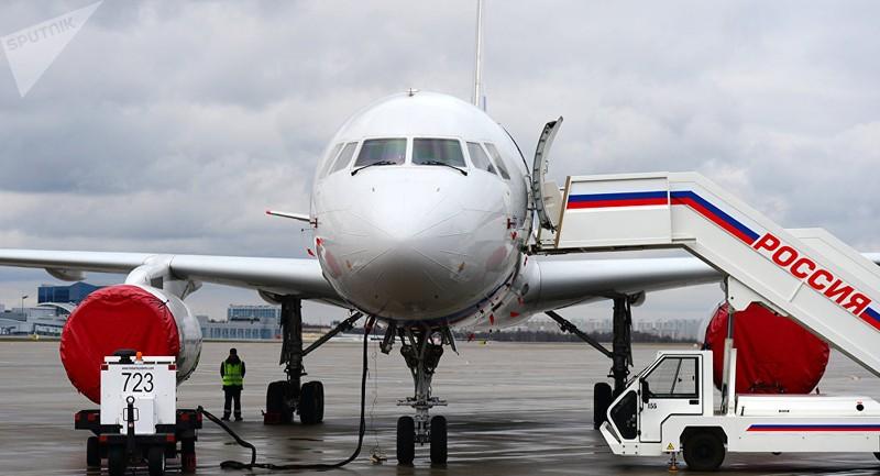 Máy bay chuyên chở quan chức VIP Nga đến Syria? - ảnh 2