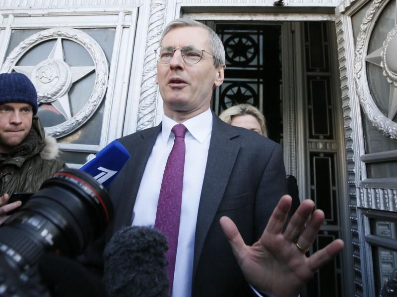 23 nhà ngoại giao Anh phải rời Nga trong vòng 1 tuần - ảnh 2