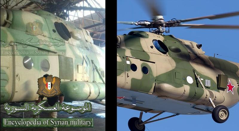Trực thăng Mi-8MTPR-1 Nga lần đầu xuất hiện ở Syria - ảnh 2