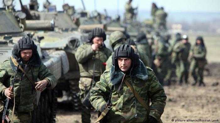 Lấy thân chắn đạn cho đồng đội, sĩ quan Nga thiệt mạng - ảnh 1