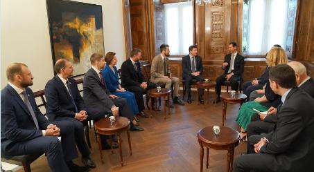 Ông Assad tuyên bố không còn sợ NATO sau vụ tấn công - ảnh 2