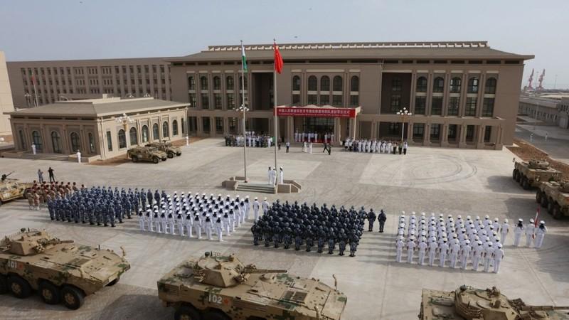 Mỹ cảnh báo về tấn công laser gần căn cứ quân sự Trung Quốc - ảnh 1