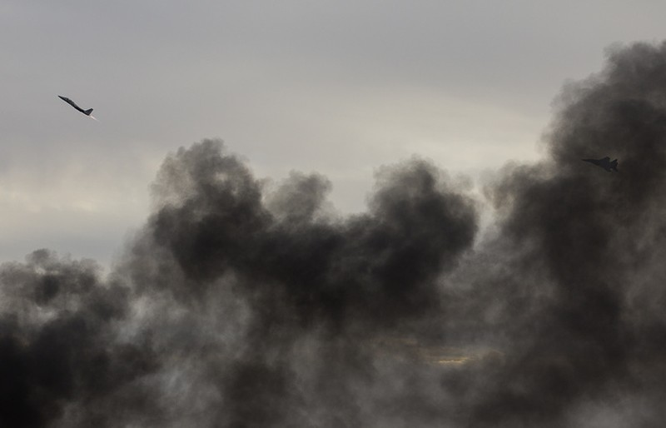 SOHR: Israel không kích Syria, ít nhất 23 binh sĩ thiệt mạng - ảnh 1