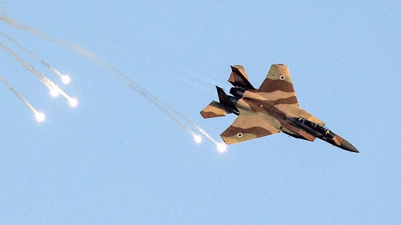 Nga: 28 tiêm kích Israel phóng 70 tên lửa sang Syria - ảnh 2