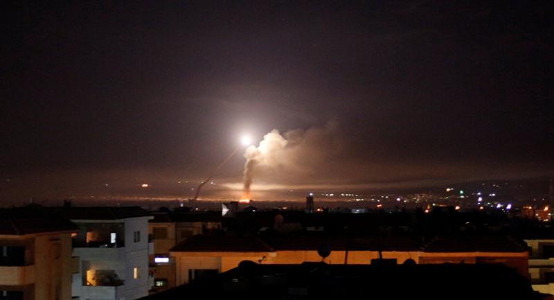 Nga: 28 tiêm kích Israel phóng 70 tên lửa sang Syria - ảnh 1