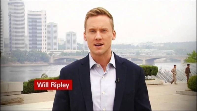 PV CNN kể giây phút Triều Tiên kích nổ 3/4 đường hầm hạt nhân - ảnh 1
