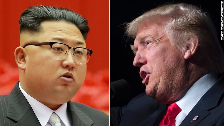 Ông Trump hủy họp thượng đỉnh với ông Kim - ảnh 1