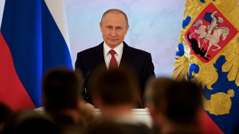 Ông Putin tuyên bố không tái tranh cử sau 2 nhiệm kỳ liên tiếp - ảnh 1