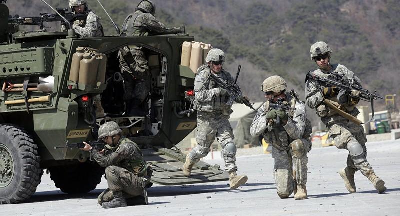 Mỹ ngừng tập trận với Hàn Quốc vô thời hạn - ảnh 1